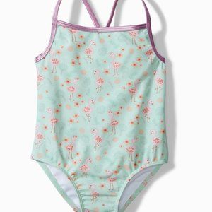Tommy Bahama Baby Girl's One-Piece Swimsuit